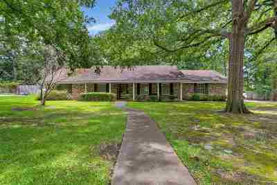 Marshall TX Single Family Home For Sale: $189,500