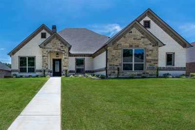 Longview Single Family Home For Sale: 4026 Hidden Hills