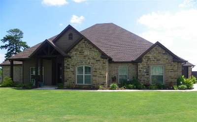 Longview Single Family Home For Sale: 232 Circle Club
