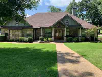 Longview Single Family Home For Sale: 902 Camille Drive