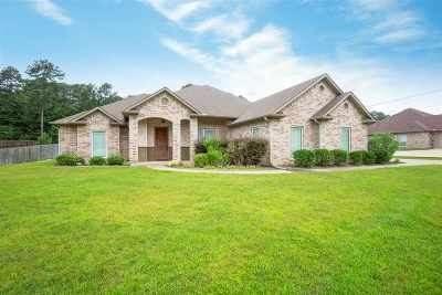Longview Single Family Home For Sale: 150 Kayla Ln