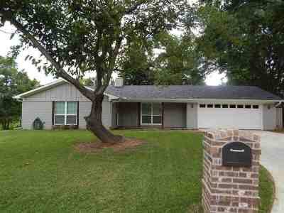 Hallsville Single Family Home Active, Cont Upon Loan Ap: 201 Longmont St.