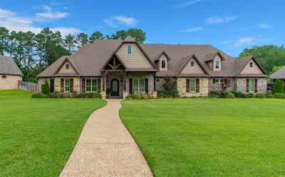 Longview Single Family Home For Sale: 106 Bella Terra