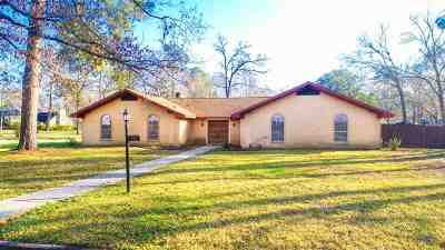 Carthage Single Family Home For Sale: 211 Timberlane Dr