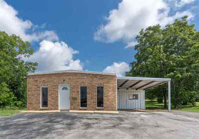 Longview Commercial For Sale: 1011 Whaley