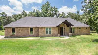 Gladewater TX Single Family Home For Sale: $339,900
