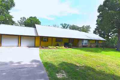 Longview Single Family Home For Sale: 235 Peanut Cir