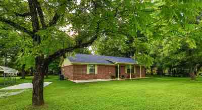 Marshall TX Single Family Home For Sale: $129,900