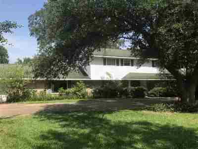 Henderson Single Family Home For Sale: 1107 S Main