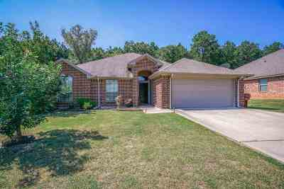 Hallsville Single Family Home For Sale: 306 Bois D'arc