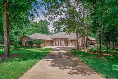 Longview, Carthage, Hallsville, Kilgore, Henderson, Tatum, Beckville, Gary, Elysian Fields, Diana, Ore City, Harleton, Gilmer, Gladewater, Sabine, Daingerfield Single Family Home For Sale: 340 Fox Glove