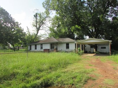 Marshall TX Single Family Home For Sale: $32,900