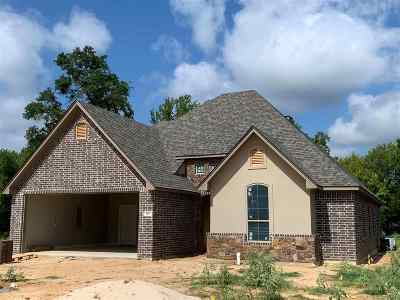 Longview Single Family Home For Sale: 3917 Gable Crest