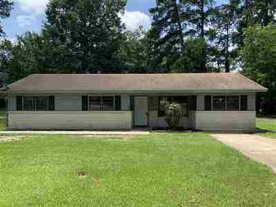 Carthage Single Family Home For Sale: 929 Gholston