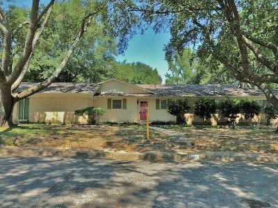 Henderson Single Family Home For Sale: 1204 Slaydon