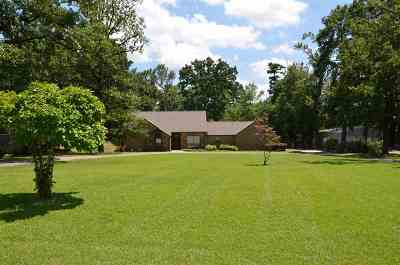 Gregg County Single Family Home For Sale: 1512 Garner Ln