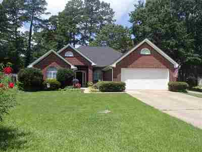 Hallsville Single Family Home For Sale: 113 Seminole Pass