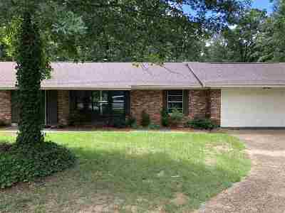 Marshall TX Single Family Home For Sale: $139,900