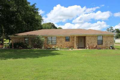Henderson Single Family Home For Sale: 3890 W Fm 13