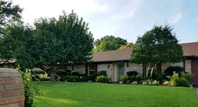 Marshall TX Single Family Home For Sale: $179,900
