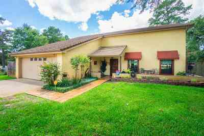 Gregg County Single Family Home For Sale: 4 Misty Glen Ct