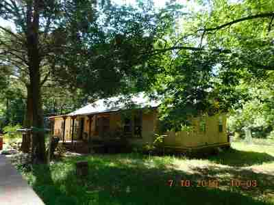 Gladewater TX Single Family Home For Sale: $44,900