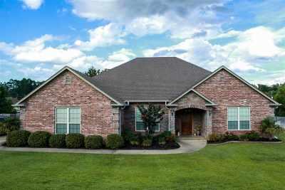 Longview Single Family Home For Sale: 190 Towering Oaks Ln