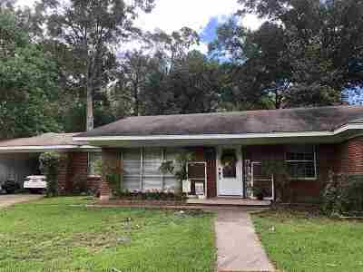 Marshall TX Single Family Home For Sale: $123,900