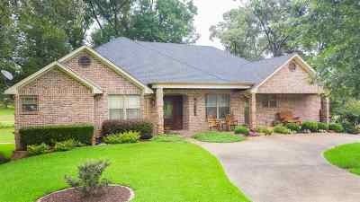 Gregg County Single Family Home Active, Option Period: 3718 Ben Hogan Drive