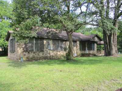 Marshall TX Single Family Home For Sale: $112,900