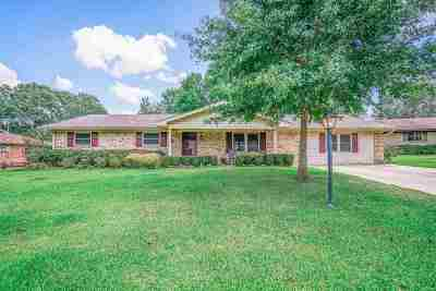 Longview Single Family Home For Sale: 1308 Eva Dr.