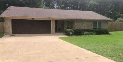 Longview Single Family Home For Sale: 120 Quail Run