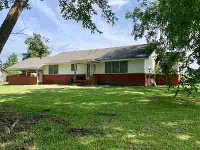 Gladewater TX Single Family Home For Sale: $89,000