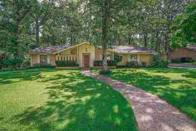 Longview Single Family Home For Sale: 2314 Oliver