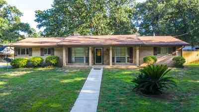 Longview Single Family Home For Sale: 320 Woodway Lane