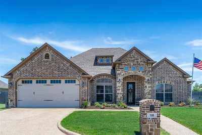 Hallsville Single Family Home For Sale: 108 New Braunfels