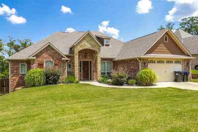 Longview Single Family Home Active, Option Period: 213 Strait Ln