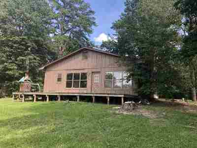 Single Family Home For Sale: 375 County Road 196