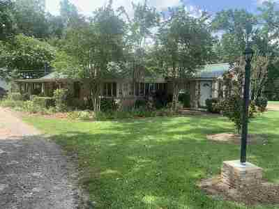 Waskom Single Family Home For Sale: 15421 E Hwy 80