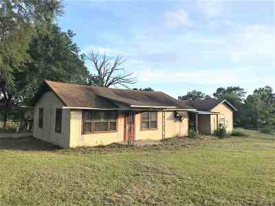 Big Sandy Single Family Home Active, Option Period: 10635 Hwy 155