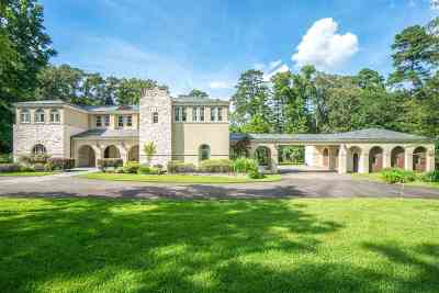 Longview Single Family Home For Sale: 4 Steeplechase Trail