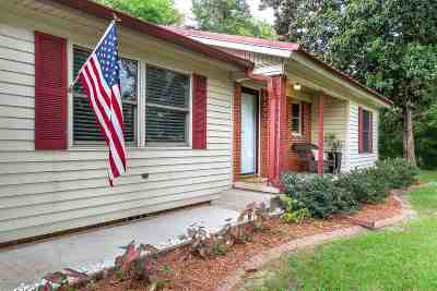 Hallsville Single Family Home For Sale: 405 S Green