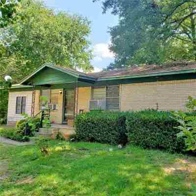 Marshall Single Family Home For Sale: 2202 Calvert