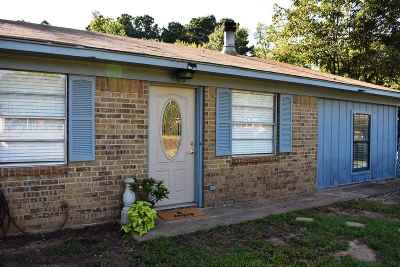 Hallsville Single Family Home For Sale: 400 Country Club Rd