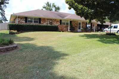 Gladewater TX Single Family Home For Sale: $179,900