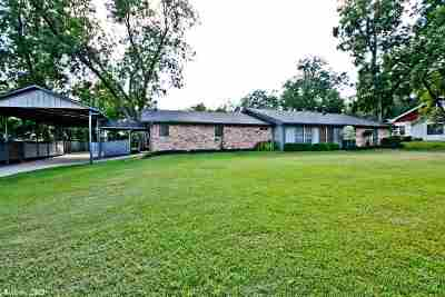 Carthage TX Single Family Home For Sale: $159,900