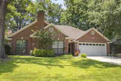 White Oak Single Family Home For Sale: 1201 San Juan Lane