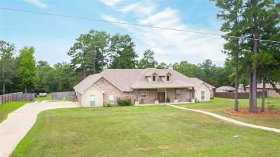 Gregg County Single Family Home For Sale: 123 Purslane