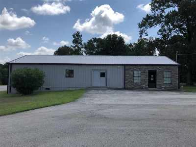Gilmer Commercial For Sale: 1306 State Highway 300