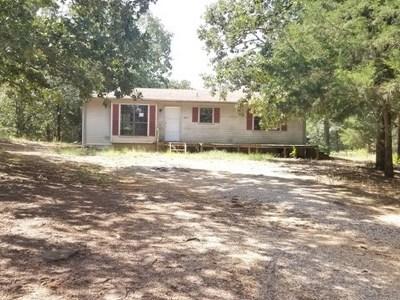 Big Sandy Single Family Home For Sale: 4917 White Oak Rd